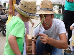 laboratori bambini giardinaggio